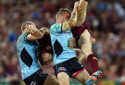 State of Origin is the premier Australian sporting event