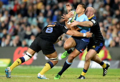Rugby tactics: Winning the ball versus winning the game