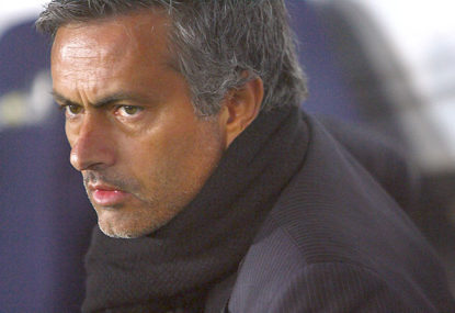 Mourinho: It might be too hard to win the league