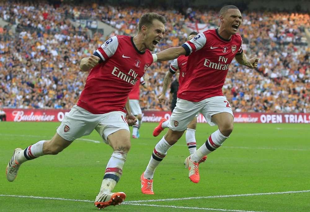 Arsenal vs Burnley: English Premier League live scores ...