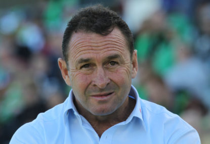 Ricky Stuart's five-point plan for success
