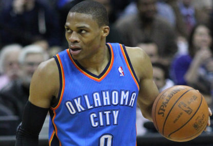 Golden State Warriors vs Oklahoma City Thunder: NBA live scores