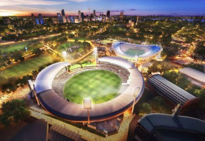 The A-League's current stadium plan is a joke