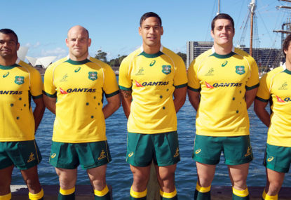 Who should captain the Wallabies?