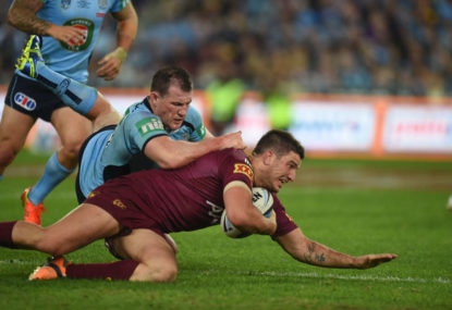 State of Origin is Australia's greatest contest