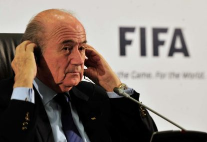 It's time to force FIFA's hand