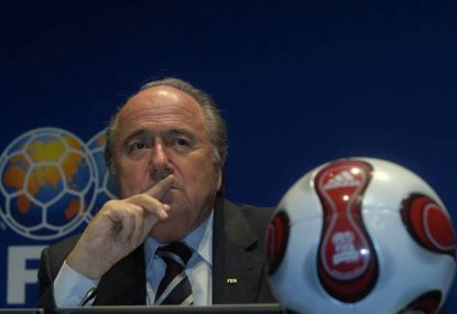 The heat will rise with a winter move for the FIFA World Cup