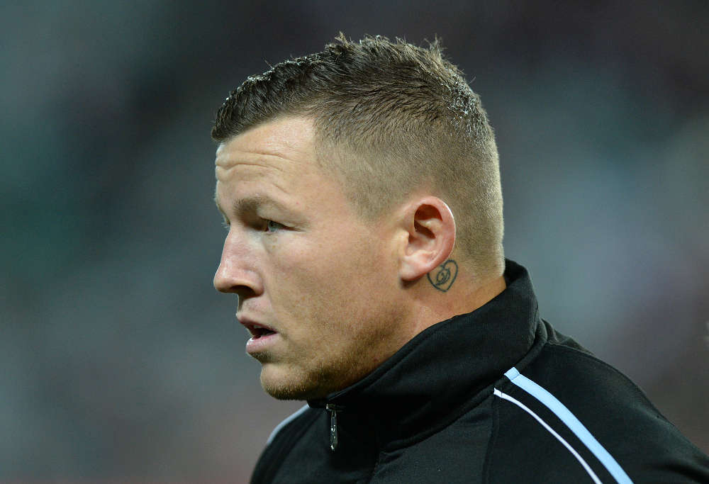 Five-eighth Todd Carney has been sacked by the Cronulla Sharks
