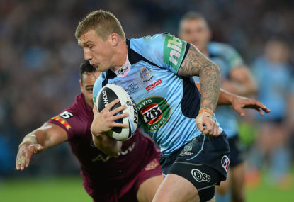 Which NRL walk-up starts are now on the outer?