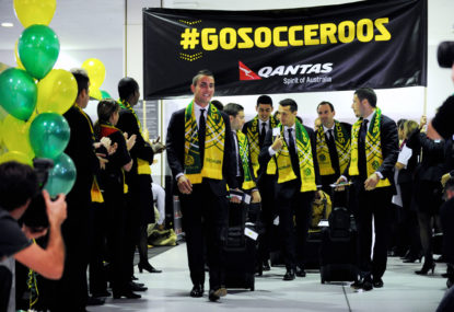 Socceroos fans need confidence to match their pride