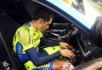 The show must go on without Contador and Froome