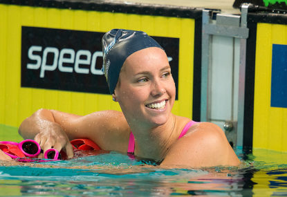 Swimming's gene genies rising