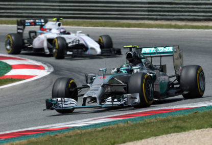 2014 German Grand Prix: Rosberg's perfect week