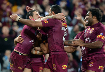 Things I like more than a Queenslander at Origin time