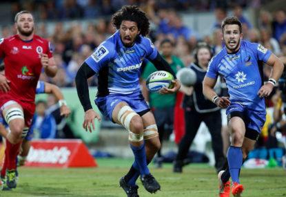 Super Rugby Round 18: Aussie team of the week