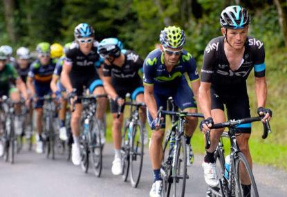 Tour de France Stage 11: live commentary, blog