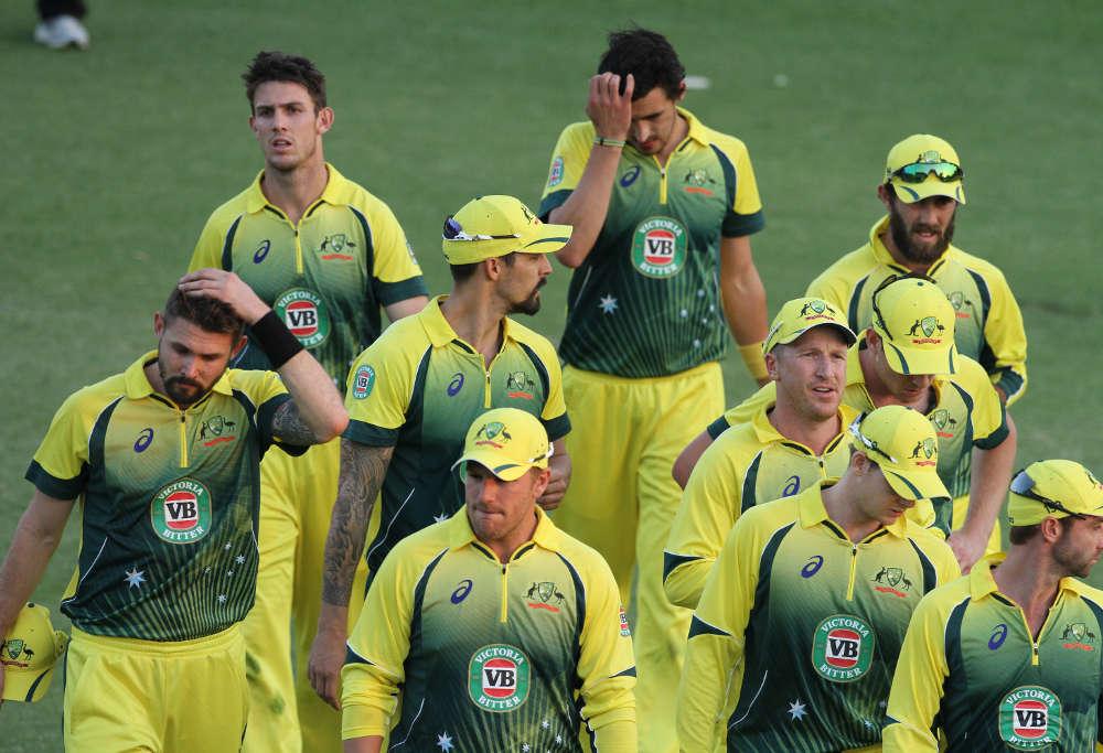 ODI Australia cricket