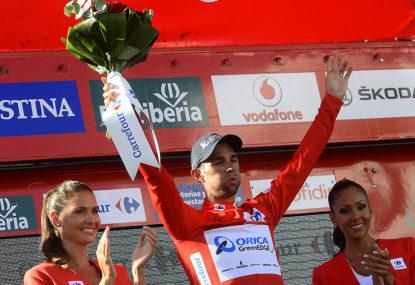 Michael Matthews feels the need for speed in La Vuelta