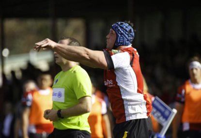 Brisbane City vs Canberra Vikings: NRC live scores