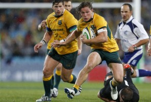 The Wallabies will win the World Cup