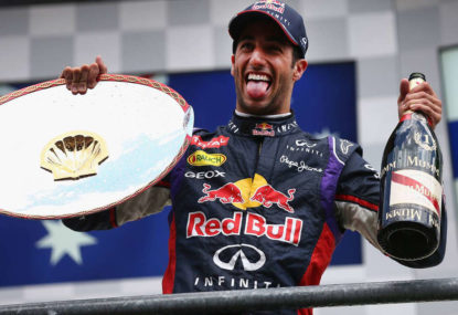 What does Sky's exclusive F1 rights mean for Australia?