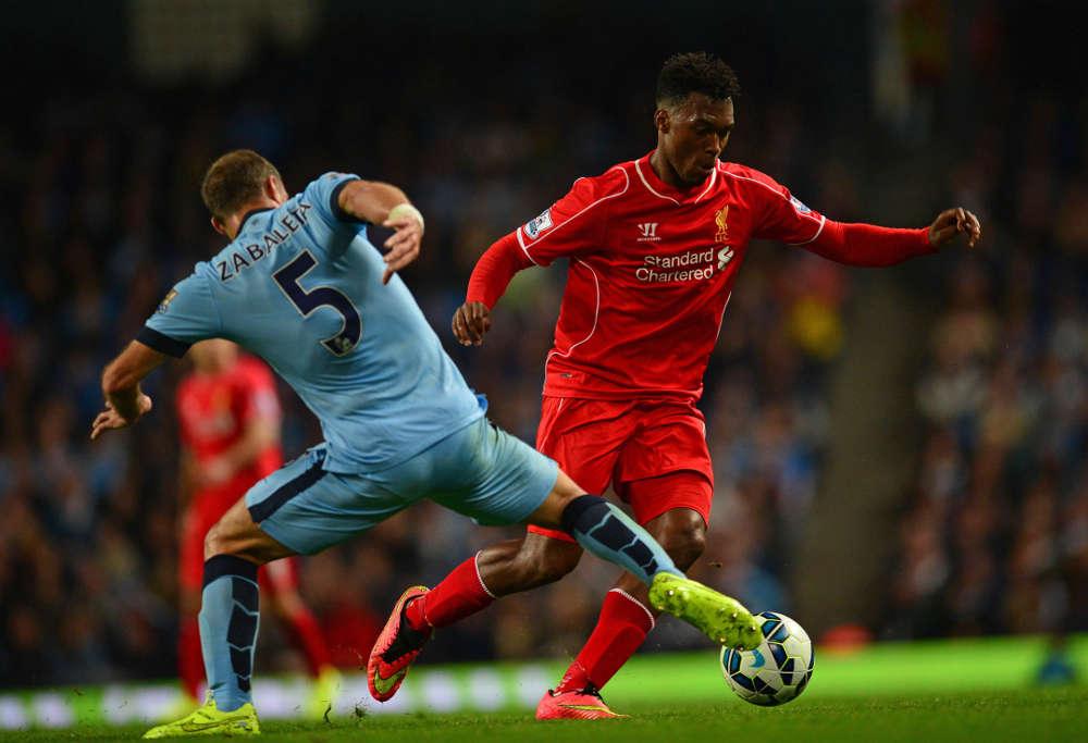 Liverpool Manchester City Sturridge