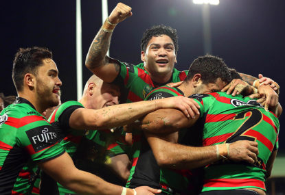 The weight of expectation is Souths' biggest obstacle