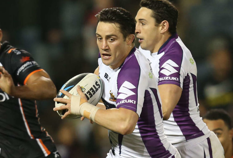 Cooper Cronk Billy Slater