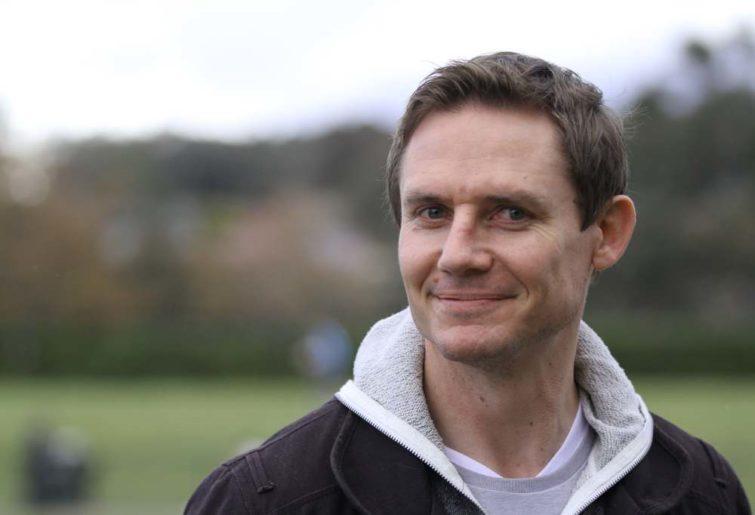 Stephen Larkham at the Canberra Vikings
