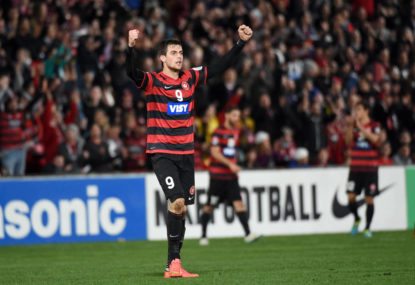 Juric can be Socceroos' striker for years to come