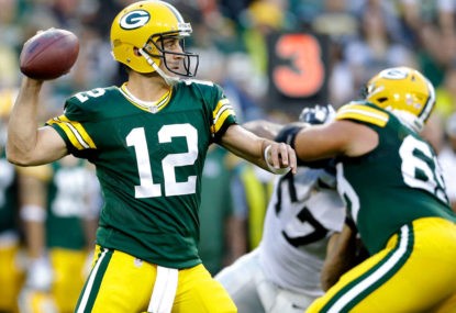 Chicago Bears vs Green Bay Packers: NFL live blog, highlights