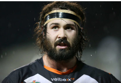 Aaron Woods' clearance proves rugby league still doesn't get it