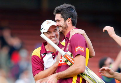 Queensland Bulls vs Western Warriors: Sheffield Shield live scores