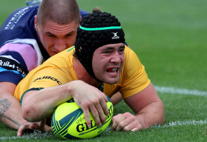 No real surprises in Cheika's 40-man Wallaby squad