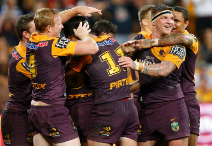 Is this the most competitive NRL season ever?