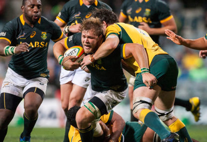 """""""Where did everything go wrong?"""": Vermeulen lets loose on South African rugby"""