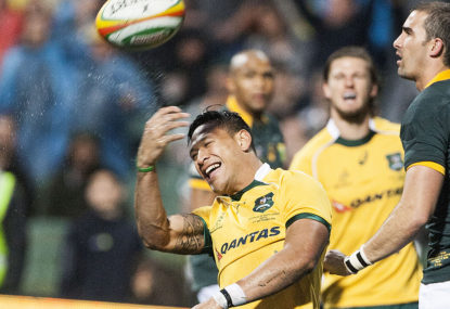 Wallabies steal late win over Springboks