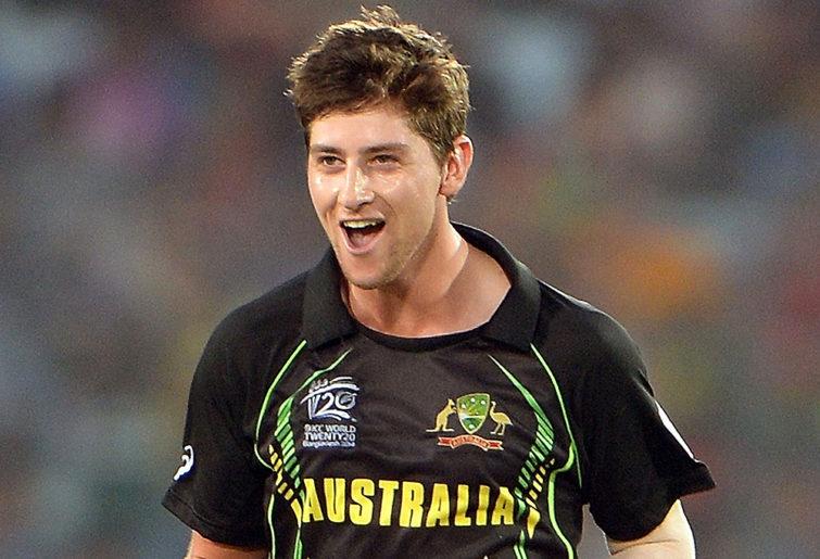 Australian bowler James Muirhead