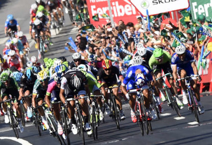 Vuelta a Espana 2016: Stage 10 live race updates, blog