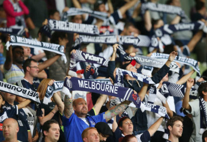 A-League Round 1 wrap: Victory, Duff-man and the Cove