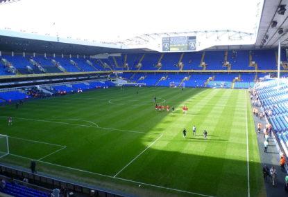Tottenham Hotspur vs Leicester City: Premier League live scores, blog