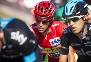 Retiring Alberto Contador honoured with No.1 Vuelta jersey