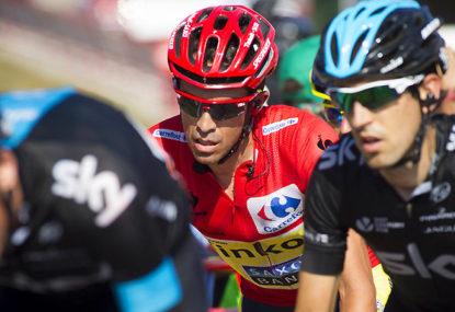 Six scenarios for the men's elite road race