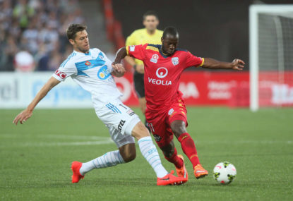 Grand final victory: A fitting reward for Bruce Djite