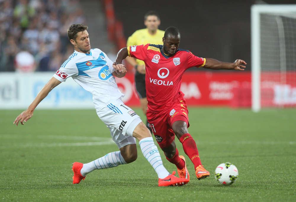 Bruce Djite Adelaide United