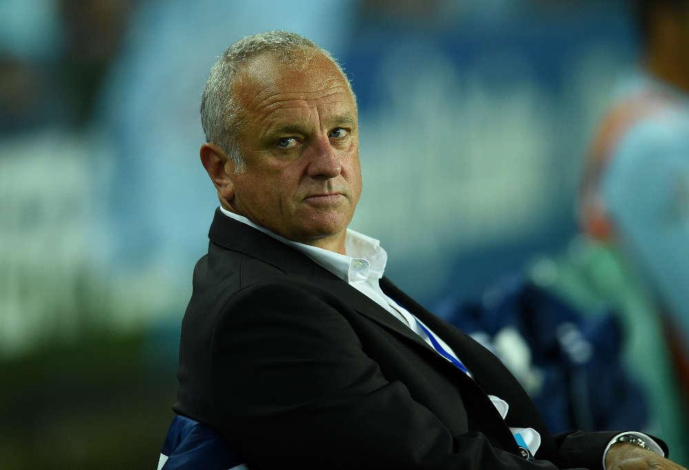 Sydney FC coach Graham Arnold.