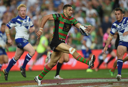 NRL Thursday Night Forecast: Rabbitohs vs Dragons