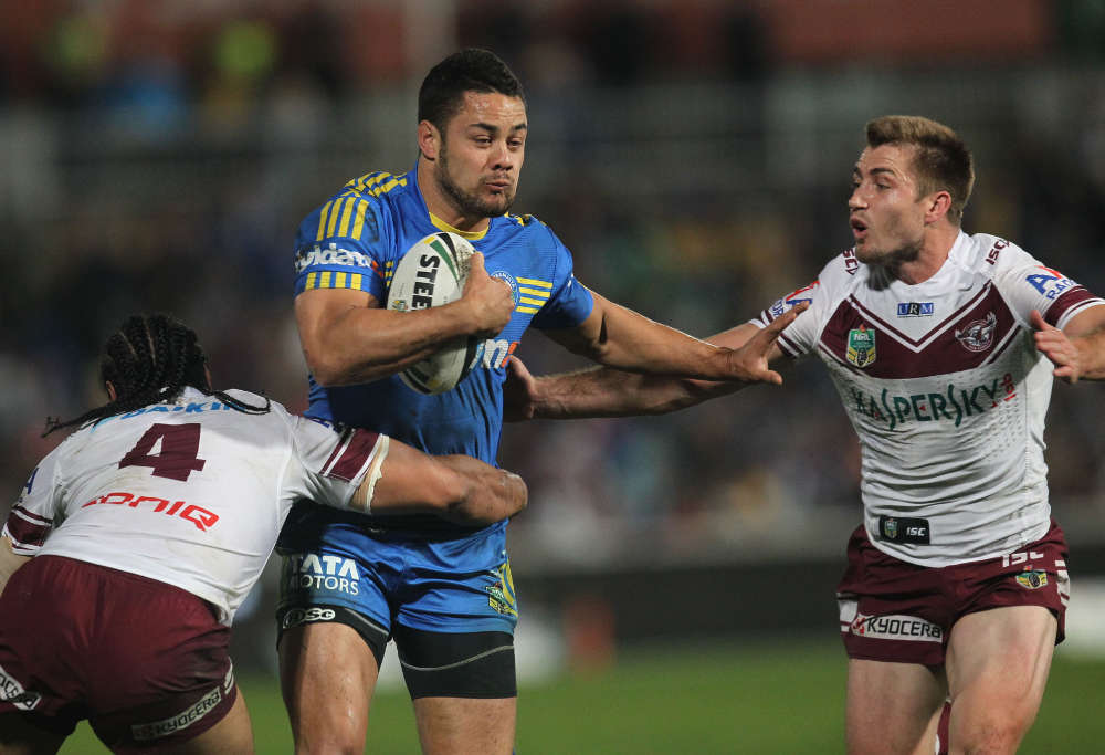 Parramatta Eels Manly Sea Eagles