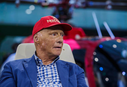 Niki Lauda and his amazing 1976 comeback