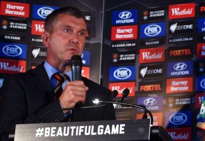 Newcastle Jets fiasco puts regional A-League expansion to rest